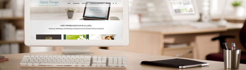 Webdesign Allgäu