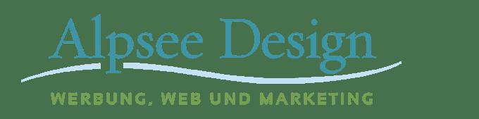 Webdesigner Allgäu - Werbeagentur Alpsee Design