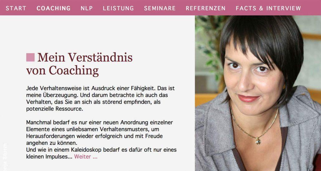 Web Design Allgäu Coaching Webdesign