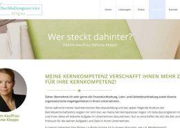 Homepage erstellen Allgaeu Allgäu