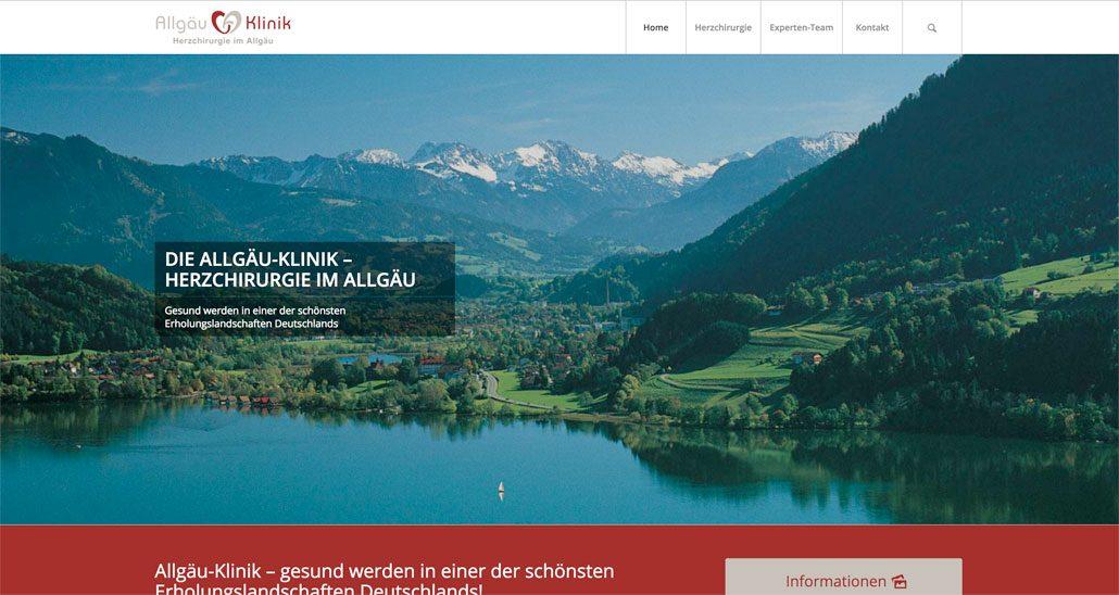 Homepage erstellen Immenstadt
