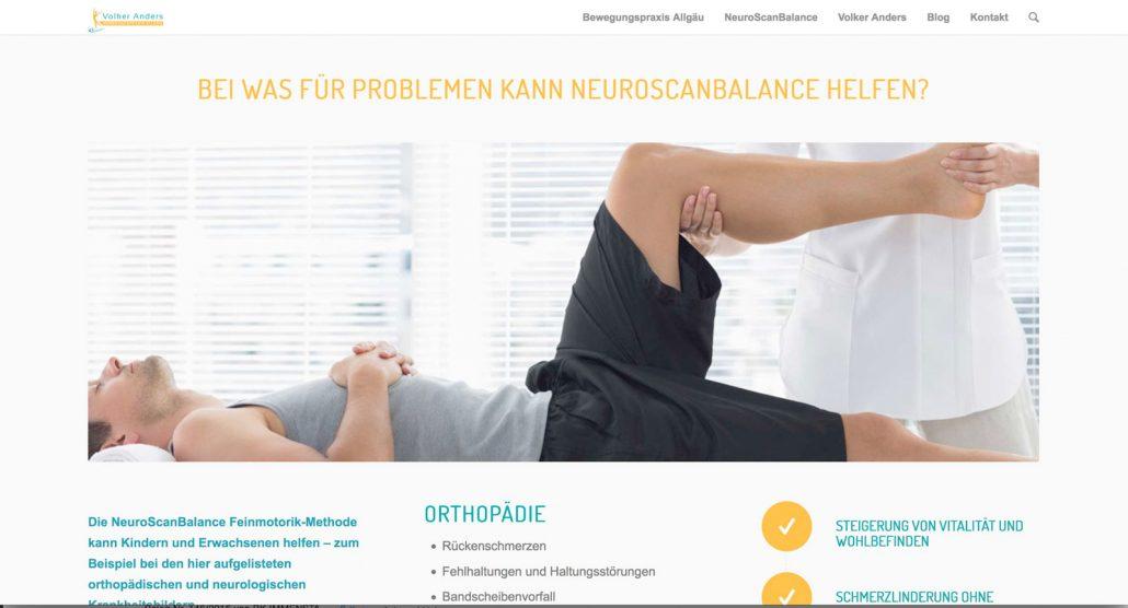 Webdesign Heilberufe