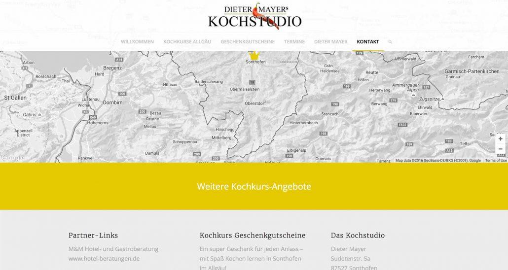 Website erstellen Allgäu Allgaeu
