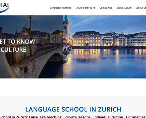 Professionelle Website erstellen Zürich