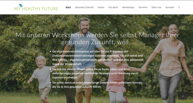Responsive Website erstellen